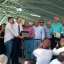 Câmara de Vereadores entrega título de cidadão Aporeano